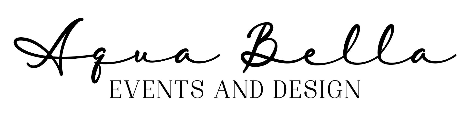 Aqua Bella Events & Design